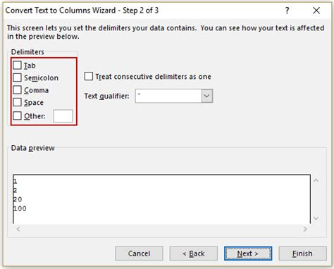 excel format general to text 7 amazing things excel text to columns can do for you