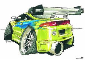 Mitsubishi Eclipse Fnf Fnf Mitsubishi Eclipse Graphics Pictures Images For