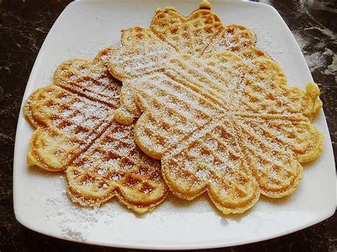 waffel kuchen waffel grundrezept kuchen