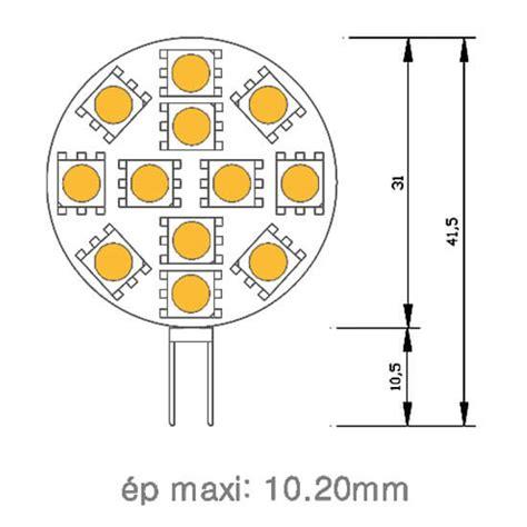 Lu Led 5 Watt 12 V Dc Murah Dan Berkualitas oule 12 leds type 5050 smd 12 volts culot g4 starled