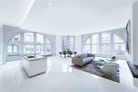 MINIMALIST APARTMENT IN NEW YORK   Luxury Topics luxury