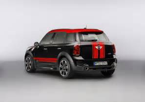 Mini Cooper Countyman 2013 Mini Countryman Cooper Works Unveiled