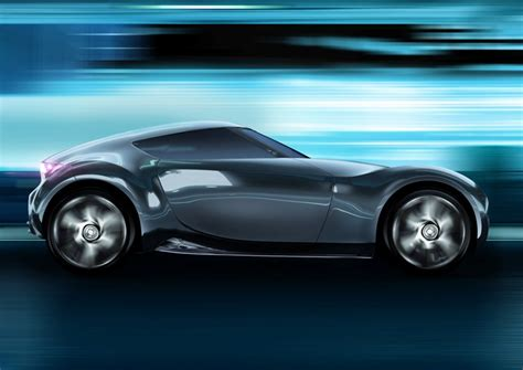 nissan electric sports car nissan plans electric sports car and crossover newfoxy