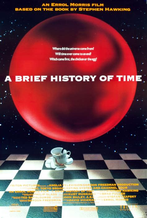 Brief History Word Factory A Brief History Of Time