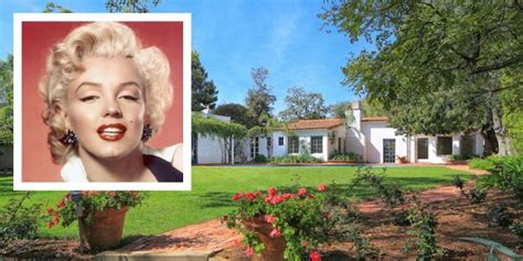 monroe s house marilyn monroe s beloved brentwood home is for sale the