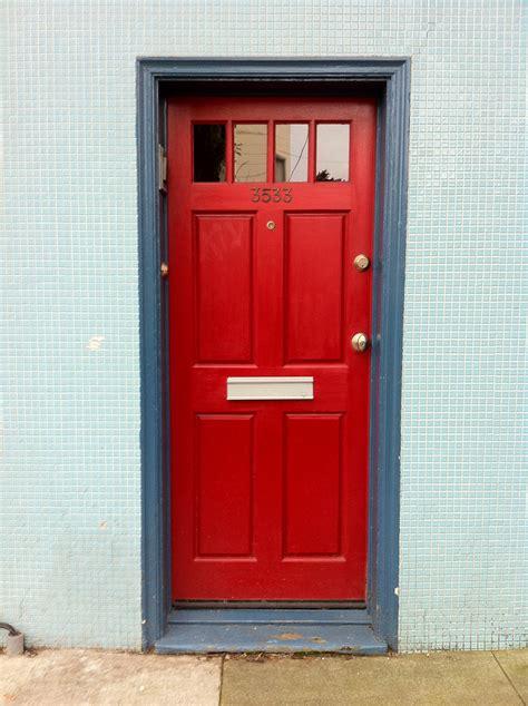 red door red door horse and feather