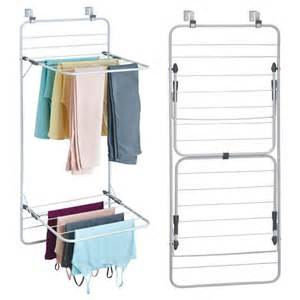 Fastest Drying Clothes Dryer Door Clothes Drying Rack Utility Storage Laundry