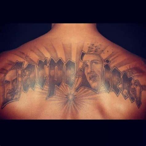 shemar moore tattoos shemar back doisbm48