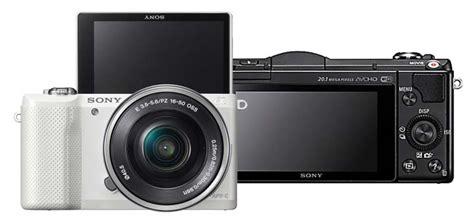 Kamera Mirrorless Sony Alpha A5000 spesifikasi sony alpha a5000 kamera mirrorless buat vlog