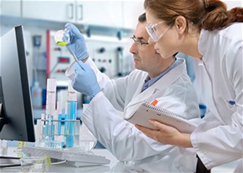 chemists and materials scientists occupational outlook