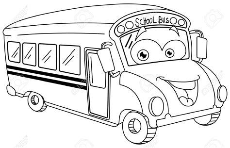 imagenes de utiles escolares a blanco y negro bus 102 transporte p 225 ginas para colorear