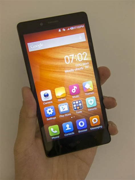 Ugo Antiblue Xiaomi Note 4 xiaomi redmi note 4g a phablet for the masses now with