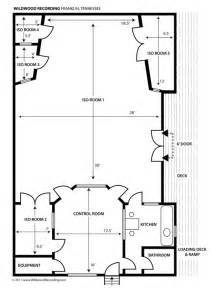 home recording studio design plans home recording studio floor plans recording pinterest