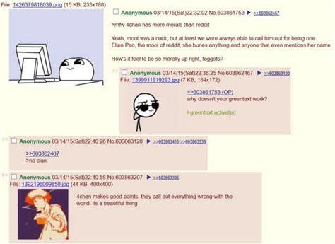 Background Check Reddit Reddit Vs 4chan 4chan Your Meme