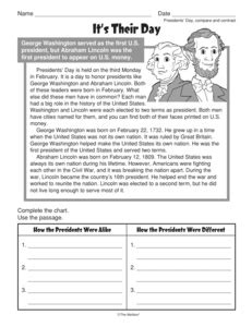 results for compare and contrast worksheets 3 guest