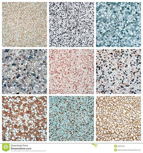 Uses Of Tiles Granite Tiles Collection Stock Images Image 25351604