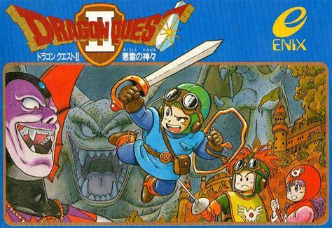 emuparadise dragon quest dragon quest ii akuryou no kamigami japan rom