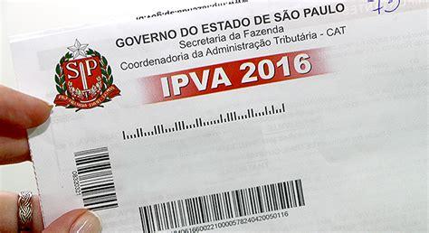 Calendario Ipva 2016 Calend 225 De Vencimento Do Ipva 2016 Faria Consultoria