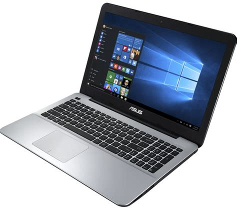 Asus X Series 15 6 Laptop Best Buy buy asus x555la 15 6 quot laptop black free delivery currys