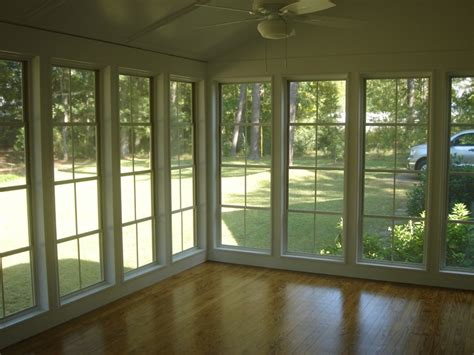 Windows For Sunrooms The Right Vinyl Window Can Make Turning Your Screened