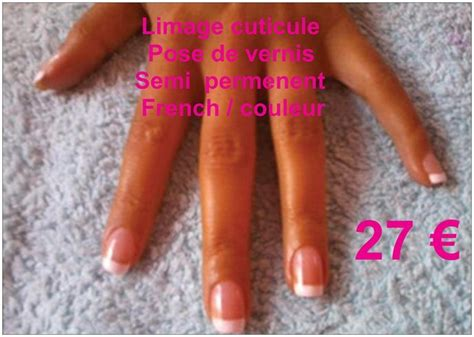 Pose De Faux Ongles Gratuit by Pose De Faux Ongles Gel R 233 Sine
