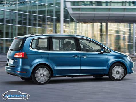 imagenes de volkswagen up 2015 foto vw sharan facelift 2015 bild 3 bilder vw sharan