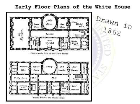 floor plan for the white house the white house