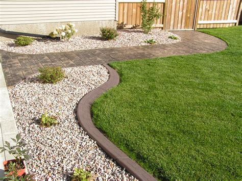 landscape curbing concrete edging alternative edge