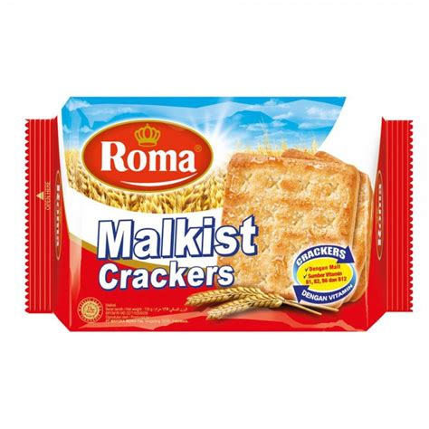 roma malkist crackers 1 pcs promotions catalogs updates