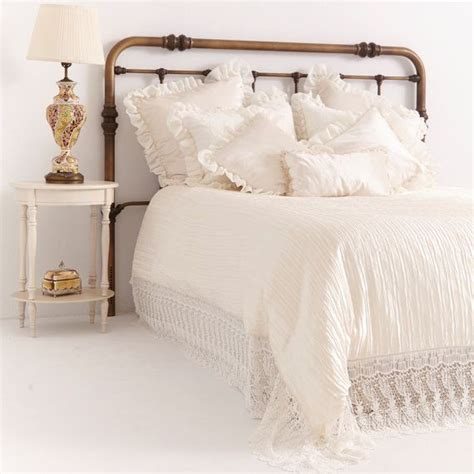 country linen country bedding beautiful floral embroidered linen