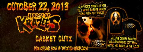 house of krazees house of krazees greatest hits album casket cutz dropping october 22nd faygoluvers