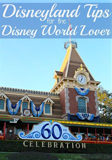 disneyland tips for the disney world lover top 7 must sees