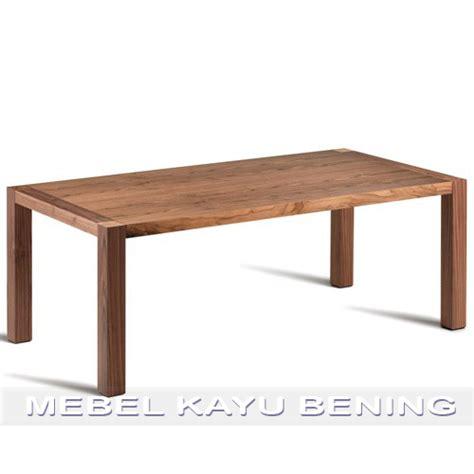 Dan Model Meja Makan Jati meja makan jati model minimalis blok gianyar