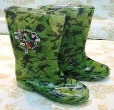 Sepatu Boot Motif Bintang sepatu boot anak karakter toko bunda