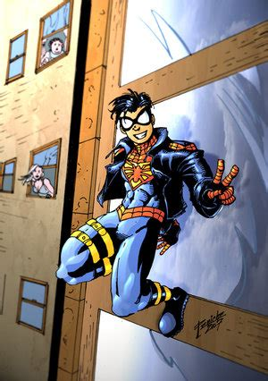 spider boy spider boy amalgam database