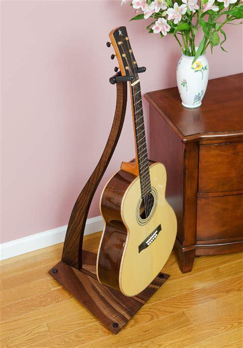 Guitar Dresser by Claro Walnut Sm Guitar Stand Furniture