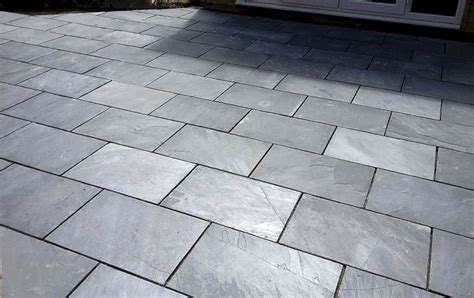 Slate Patio Pavers Grey Slate Pavers Grey Slate Pavers Design Ideas And Photos