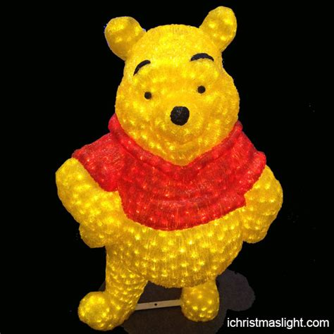 winnie the pooh holiday light lighted winnie the pooh characters ichristmaslight