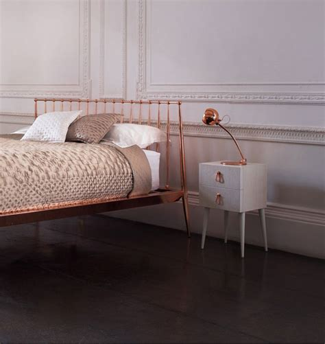 rose gold bed frame five interior design trends we may soon regret stuff co nz