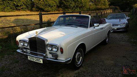 Roll Royce Convertible by Rolls Royce Convertible