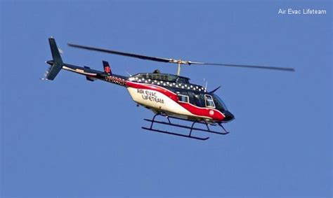 air evac helicopter air evac lifeteam buy 20 bell 206l 4