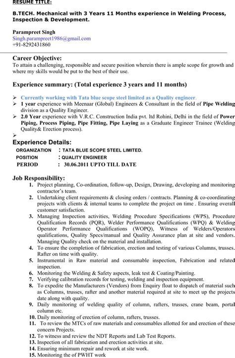 welder resume template welder resume templates free premium