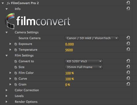 filmconvert workflow a practical look at filmconvert emulation for
