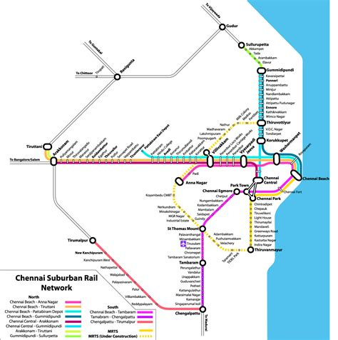 train routes train routes chennai info