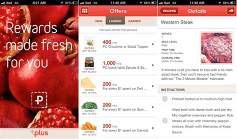 Pc Plus loblaw launches new loyalty program called pc plus app
