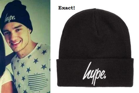 liam payne tattoo beanie one direction clothing december 2013