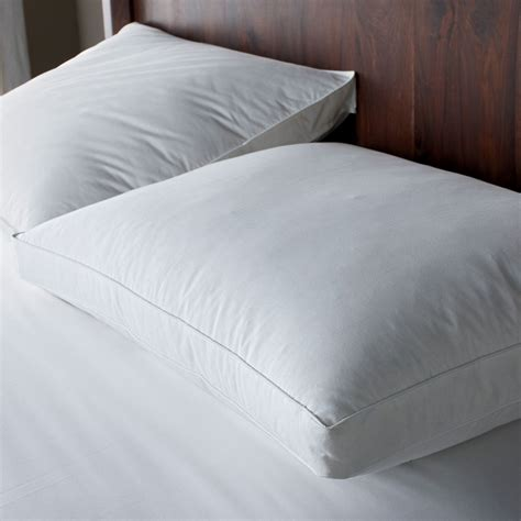 bed pillows for side sleepers gusseted bed pillows images
