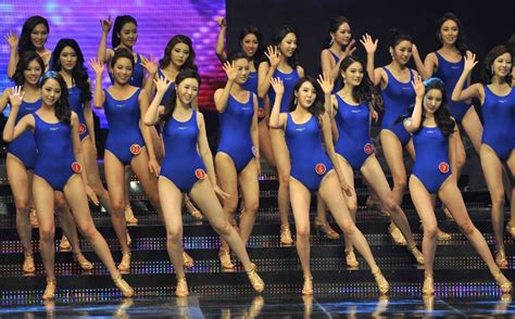 Beauty Sweepstakes - miss korea team yellow