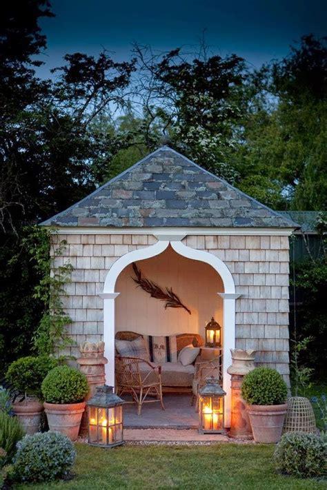 stylish backyard sheds   blow  mind
