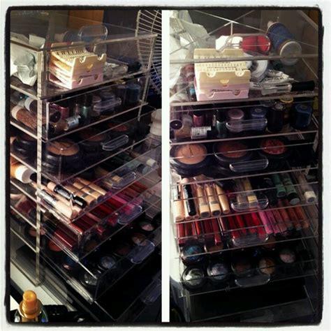 make up storage by carli bybel make up closet room in